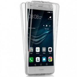 Funda Huawei P10 Plus Doble Cara Full Transparente