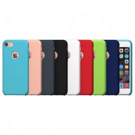 Funda Gel Iphone 7 Gel Colores