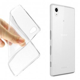Funda Sony Xperia XA Gel Transparente Mas fina del Mundo
