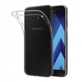 Funda Samsung Galaxy A5 2017 Gel Transparente Mas fina del Mundo