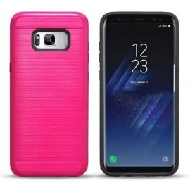 Carcasa Samsung Galaxy S8 Hybrid AntiGolpes Rosa