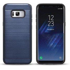 Carcasa Samsung Galaxy S8 Hybrid AntiGolpes Azul