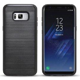 Carcasa Samsung Galaxy S8 Hybrid AntiGolpes Negra