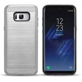 Carcasa Samsung Galaxy S8 Hybrid AntiGolpes Gris