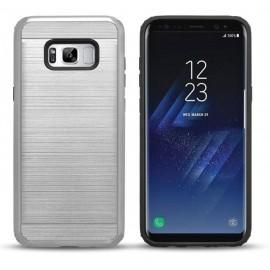 Carcasa Samsung Galaxy S8 Plus Hybrid AntiGolpes Gris