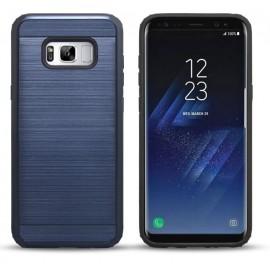Carcasa Samsung Galaxy S8 Plus Hybrid AntiGolpes Azul