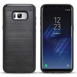 Carcasa Samsung Galaxy S8 Plus Hybrid AntiGolpes Negra