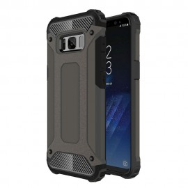 Funda Galaxy S8 Plus Shock Resistante Negra