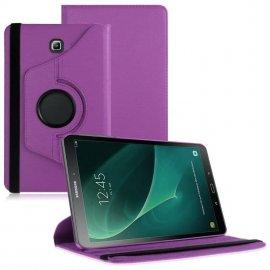 "Funda Cuero Galaxy Tab A T280 7"" Giratoria Rosa"