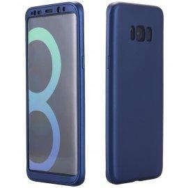 Funda Galaxy S8 Doble Cara Full Azul