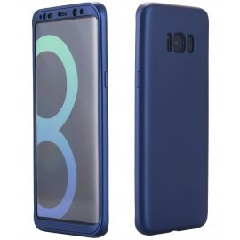 Funda Galaxy S8 Plus Doble Cara Full Azul