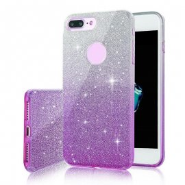 Funda Iphone 7 Plus Diamante Star Rosa