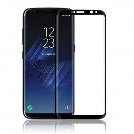 Protector Pantalla Cristal Templado Premium Samsung Galaxy S8 Plus Negro