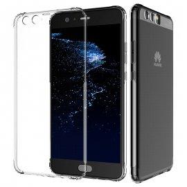 Funda Huawei P10 Plus Gel Transparente ANTI GOLPES