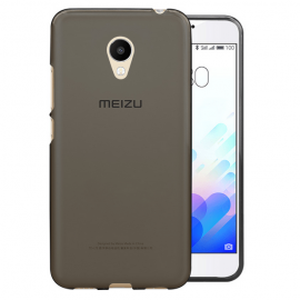 Funda Meizu M5 Note Gel Smoke