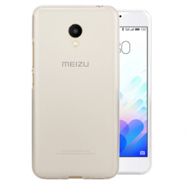 Funda Meizu M5 Note Gel transparente