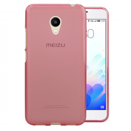 Funda Meizu M3S Gel Rosa