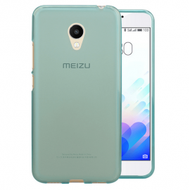 Funda Meizu M3S Gel Azul