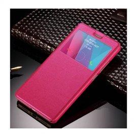 Funda Flip Ventana LG G5 Rosa