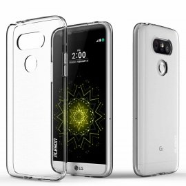 Funda LG G5 Gel Transparente 0.3mm Extra fina