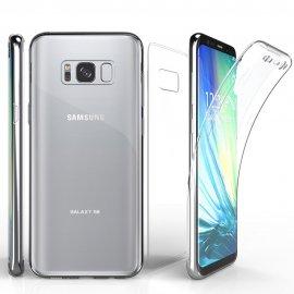 Funda Galaxy S8 Dual Ultra fina Transparente