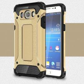 Funda Galaxy J7 2016 Shock Resistante Dorada
