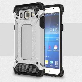 Funda Galaxy J7 2016 Shock Resistante Gris