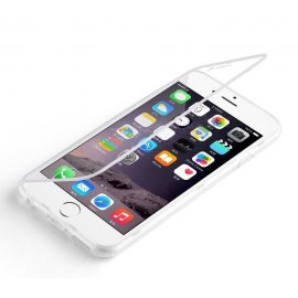 Gel Cover Iphone 6 Transparente
