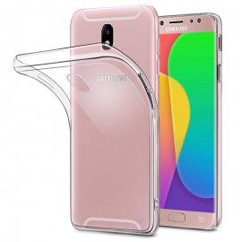 Funda Samsung Galaxy J7 2017 Gel Transparente Mas fina del Mundo