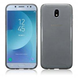 Funda Gel Samsung Galaxy J7 2017 Flexible y lavable Transparente