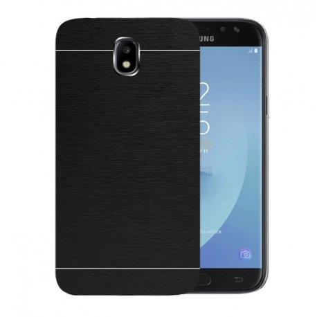 Carcasa Samsung Galaxy J7 2017 Hybrid AntiGolpes Negra