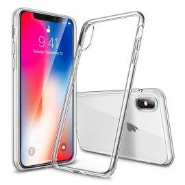 Funda iPhone X Gel TPU Transparente