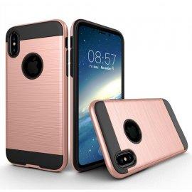 Funda Iphone X Swag Hybrida Rosa