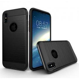 Funda Iphone X Swag Hybrida Negra