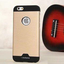 Funda Iphone 8 Aluminio Dorada