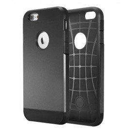 Funda Iphone 8 Shock Resistante Negra