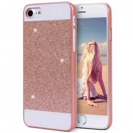 Carcasa Iphone 8 Luxe Oro Rosa