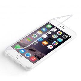 Gel Cover Iphone 8 Plus Transparente