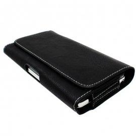Funda Cuero PU 5.5 para Iphone 8 plus Clip Cinturon