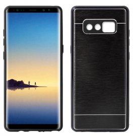 Carcasa Samsung Galaxy Note 8 Hybrid AntiGolpes Negra