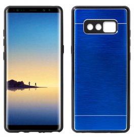 Carcasa Samsung Galaxy Note 8 Hybrid AntiGolpes Azul