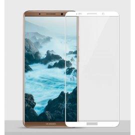 Protector Pantalla Cristal Templado Premium Huawei Mate 10 Blanco