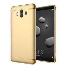 Funda Huawei Mate 10 Cromadas Dorada