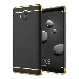 Funda Huawei Mate 10 Cromadas Negra