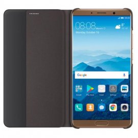 Funda Libro ORIGINAL Huawei Mate 10 Marron