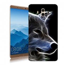 Funda Huawei Mate 10 Gel Dibujo Perro
