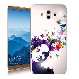 Funda Huawei Mate 10 Gel Dibujo Wafi
