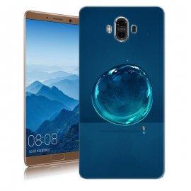 Funda Huawei Mate 10 Gel Dibujo Agua