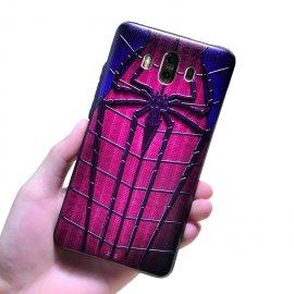 Funda Huawei Mate 10 Gel Dibujo 3D Spider
