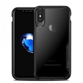 Funda Flexible Iphone X Gel Dual Ipaky Negra